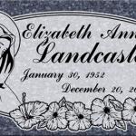 living headstone