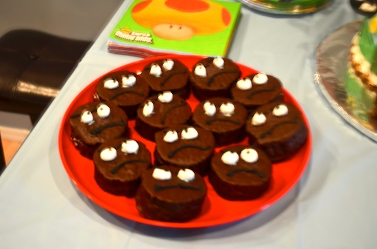 Super Mario Birthday Party From Learning Hospitality