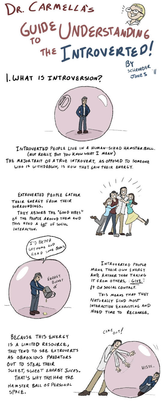 how to introvert, introverts, introverted