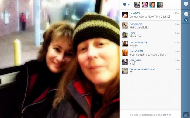 Instagram Friendship: A Documentary from Jean Antolini